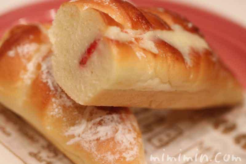 苺ミルクフランスの画像