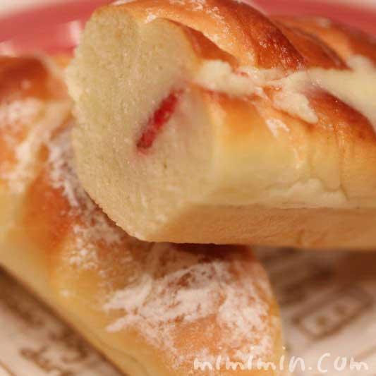 ジョエルロブションの苺ミルクフランスの画像