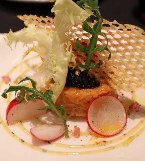 ラ ターブル ドゥ ジョエル・ロブションでディナー|恵比寿 フレンチ