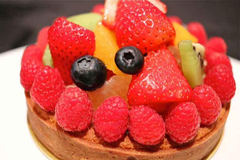 ジョエルロブション・バースディケーキの画像
