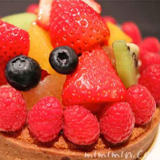 ジョエルロブションのケーキの画像