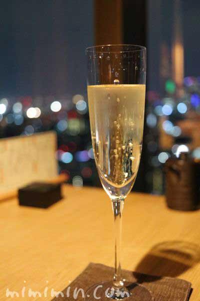 スパークリングワイン・えびす坂 鳥幸の画像