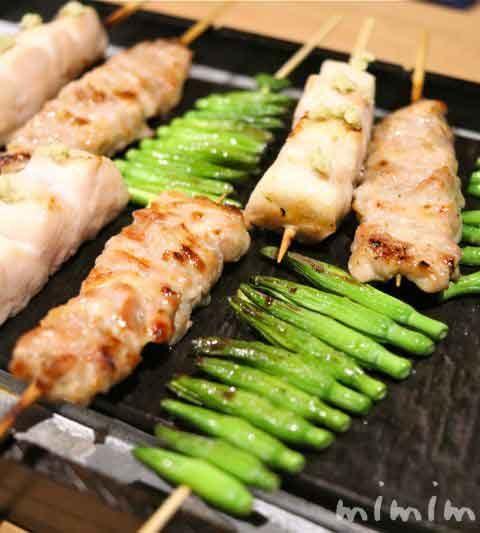 えびす坂 鳥幸で焼き鳥ディナー(恵比寿ガーデンプレイス)
