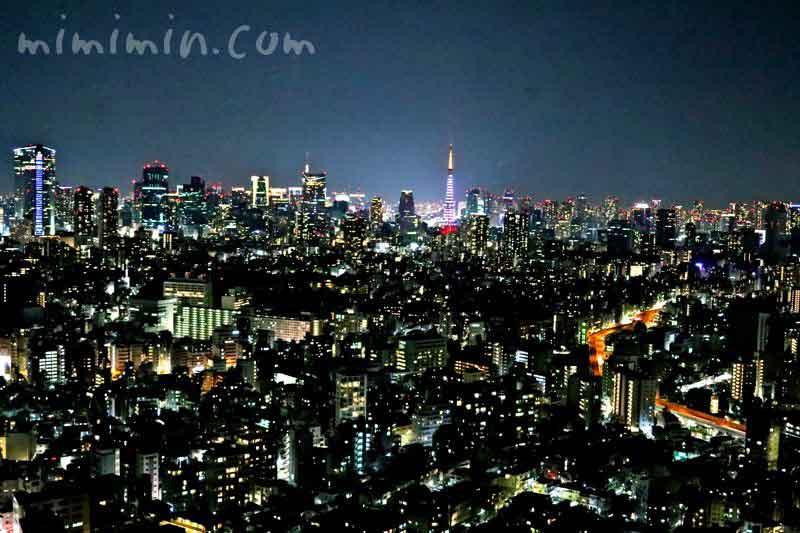 えびす坂 鳥幸の個室の夜景の画像