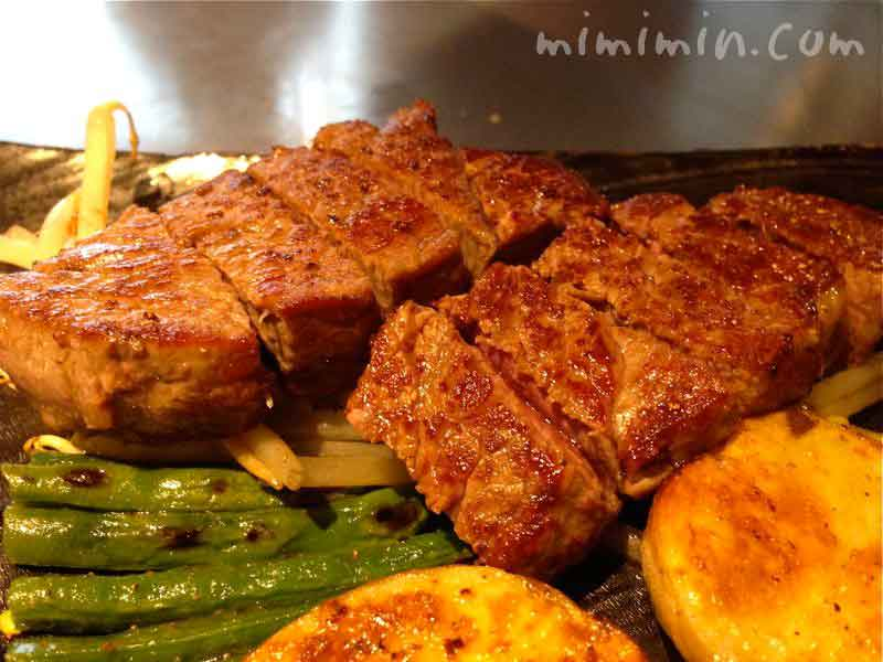 オーストラリア産牛フィレステーキ・鉄板焼き 恵比寿の画像