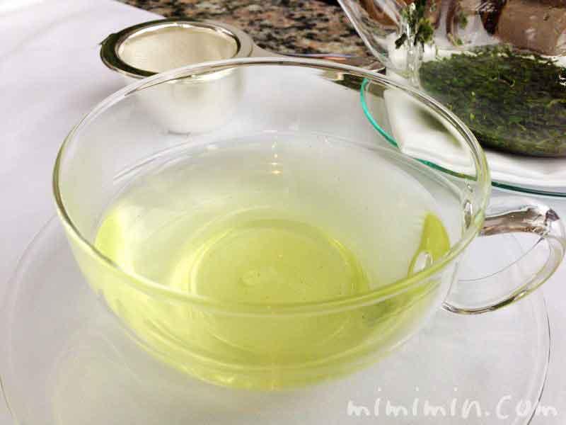 かぶせ茶の写真