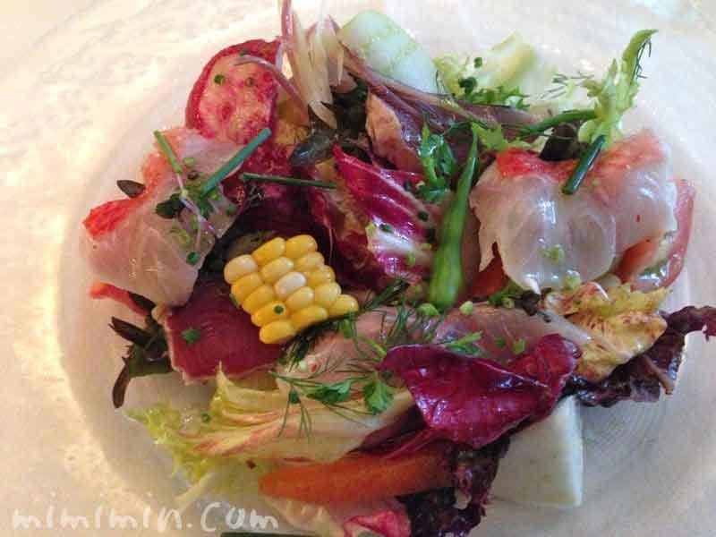 リコスキッチン(恵比寿)シェフのお任せコースの写真