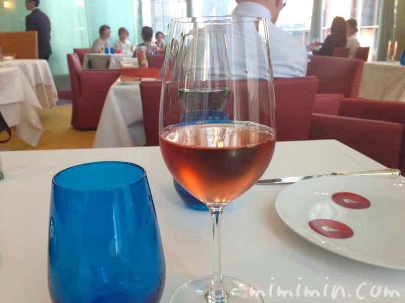 ロゼ  ワイン|ファロ資生堂の写真