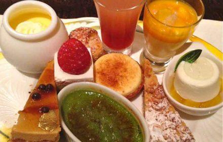 デザート|ザ・テラスのディナーの写真
