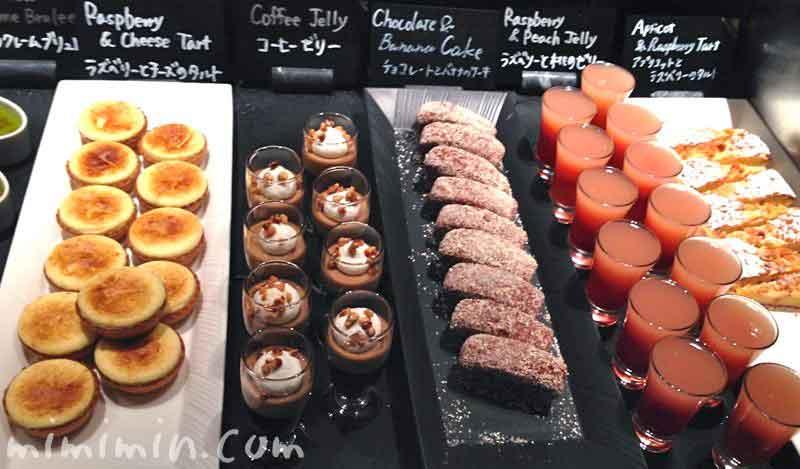 デザート|ザ・テラスのディナーブッフェの画像