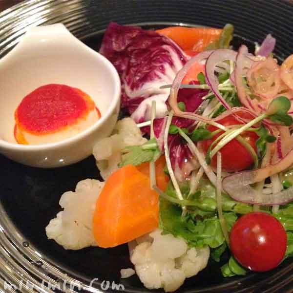 前菜|ザ・テラス(ウェスティンホテル東京)の画像