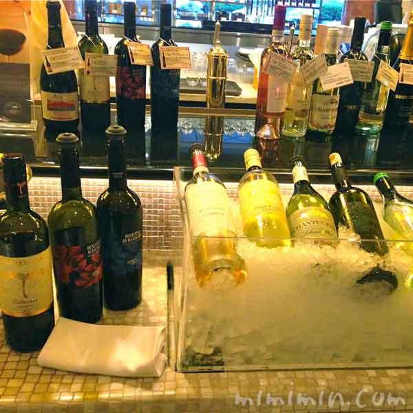 ワインマーケット|ウェスティンホテル東京のブッフェの写真