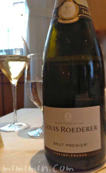 ルイ・ロデレール ブリュット・プルミエ(シャンパン)の写真