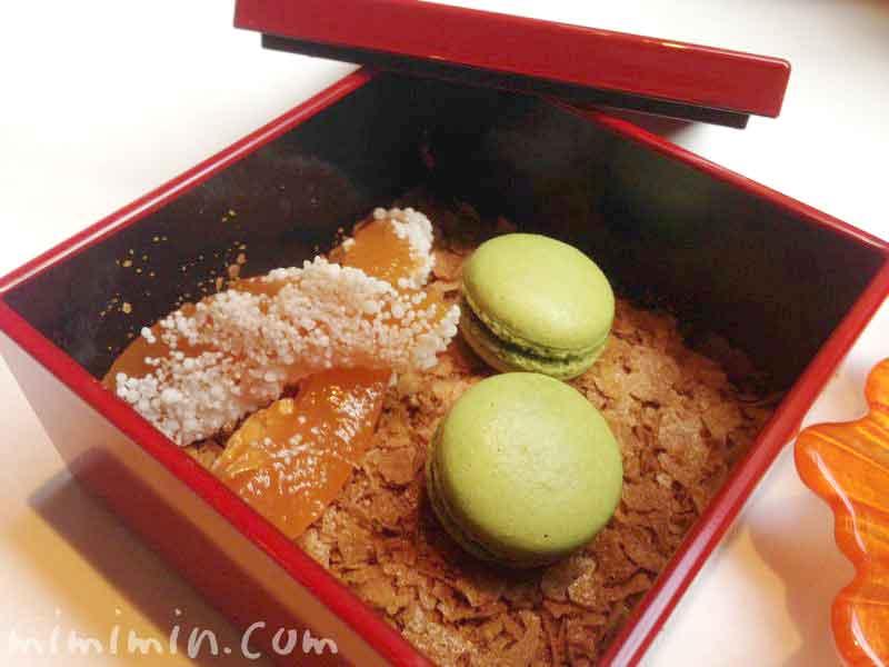 モナリザ恵比寿店フレンチの小菓子の写真
