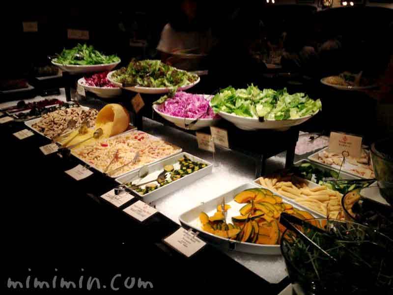 前菜のビュフェ|ロウリーズ・ザ・プライムリブのランチの画像