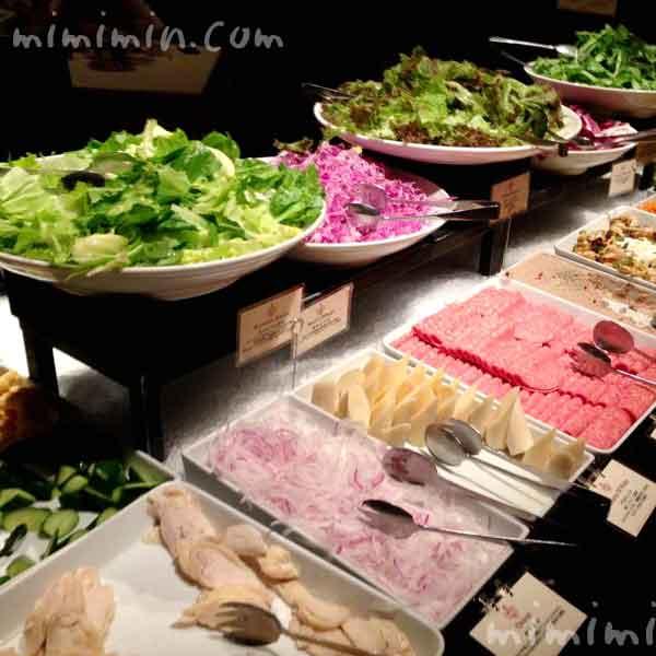 サラダビュッフェ・ロウリーズ・ザ・プライムリブのランチ(恵比寿ガーデンプレイス店)の画像