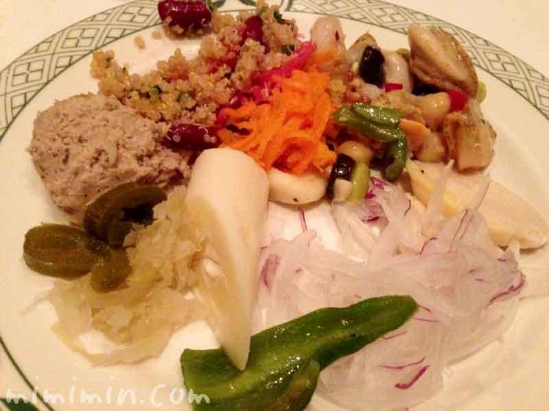 前菜|ロウリーズ・ザ・プライムリブのランチの写真