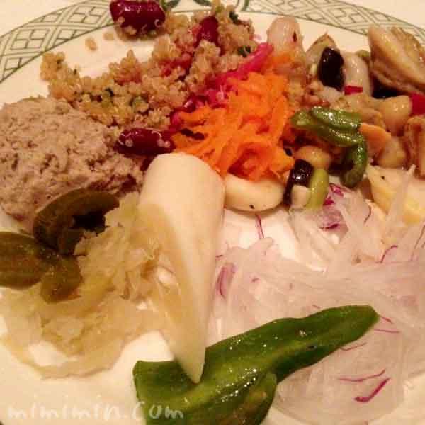 前菜|ロウリーズ・ザ・プライムリブのランチ(恵比寿ガーデンプレイス店)の画像