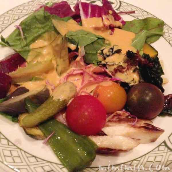 サラダ食べ放題|ロウリーズ・ザ・プライムリブのランチ(恵比寿ガーデンプレイス店)の画像