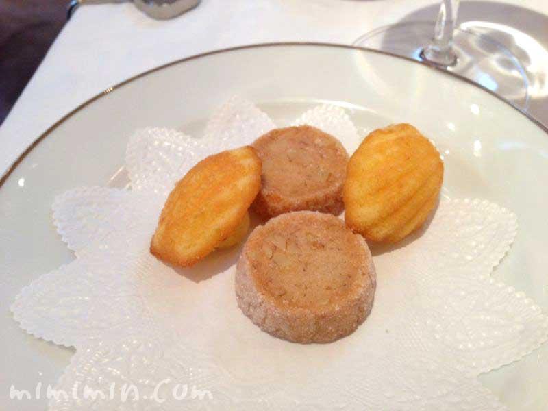 資生堂パーラーの焼き菓子の画像