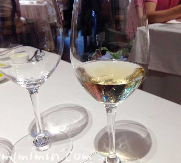 ドメーヌ・ゴビー  白ワインの写真