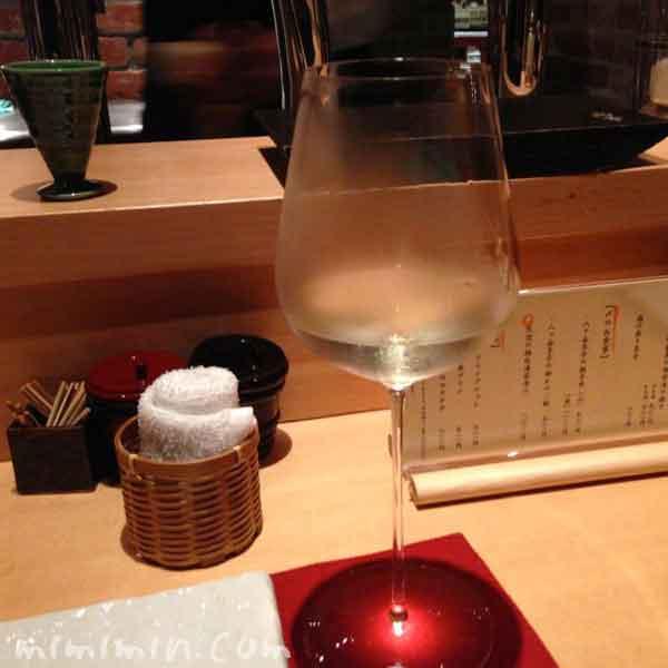 白ワイン・鳥幸|恵比寿ガーデンプレイスの焼き鳥の画像