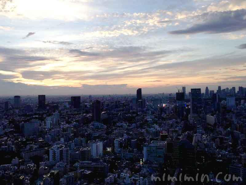 渋谷方面|恵比寿ガーデンプレイスの写真