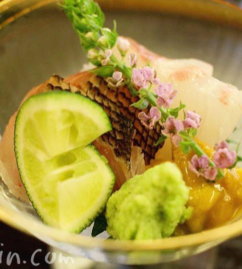 京しずくのミニ会席コース(ランチ)|恵比寿の京料理
