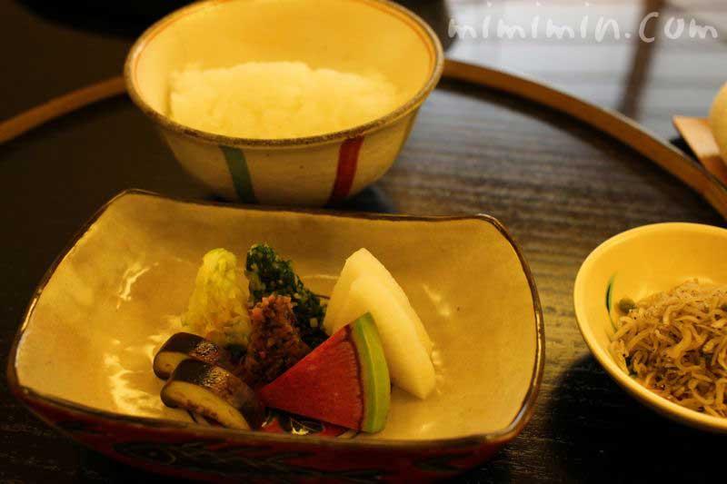 京しずくのミニ懐石コースのランチ(恵比寿)の画像