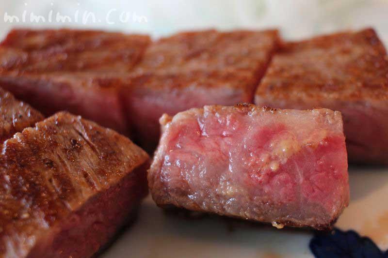 うかい特選牛ステーキの画像