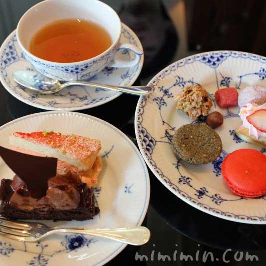 小菓子・うかい亭のランチの画像