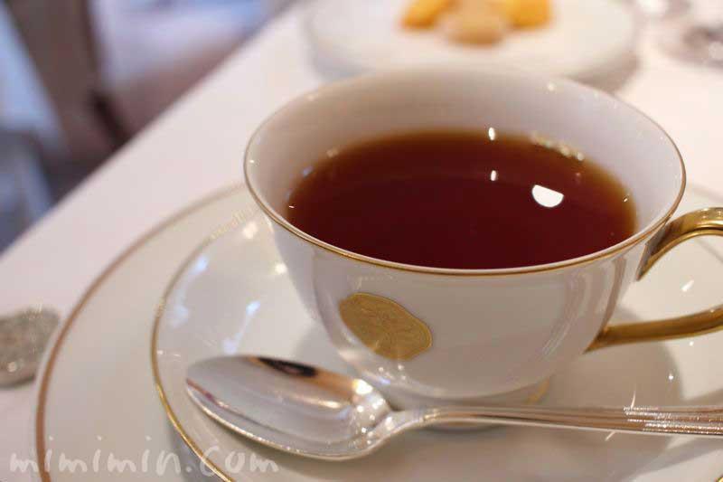 資生堂パーラーの紅茶の写真