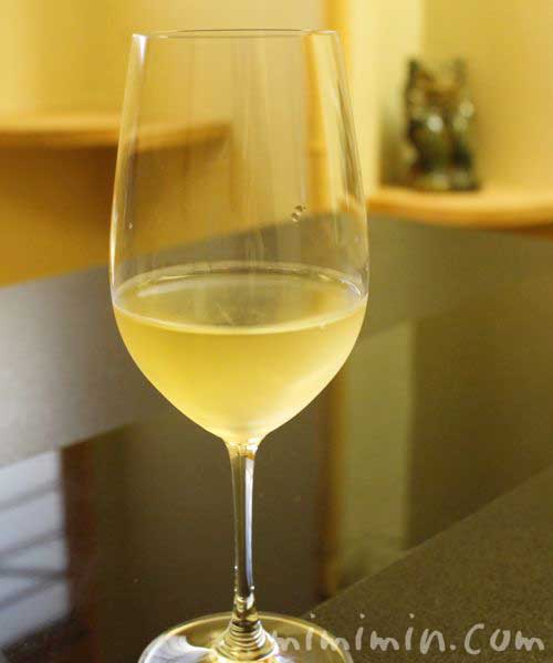 白ワイン・京しずく(恵比寿)ランチ