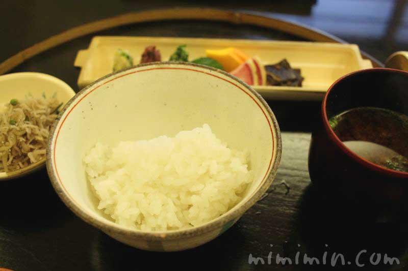 お食事・京しずく(恵比寿)ランチ