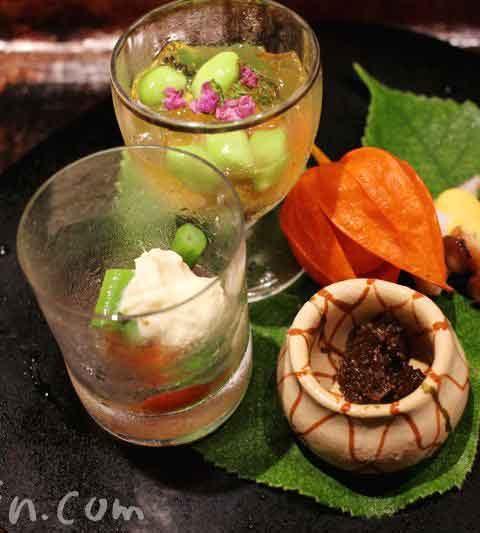 紀風のランチ|日本料理(恵比寿)