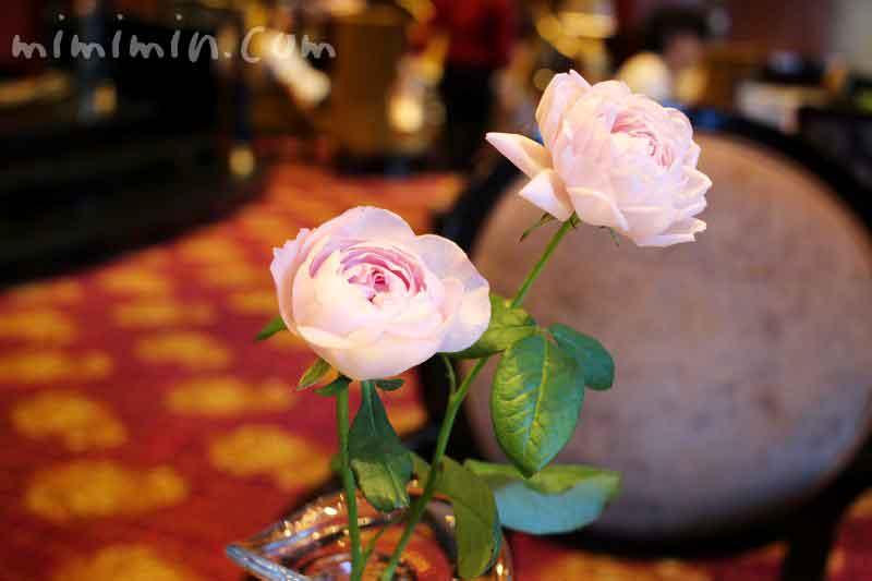 バラ(ウェスティンホテル東京のロビーラウンジ ザ・ラウンジ)の画像