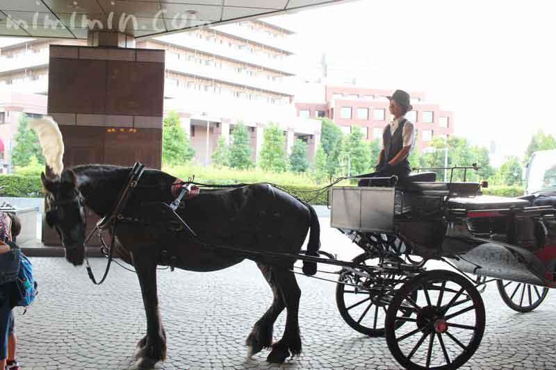 馬車(ウェスティンホテル東京)の画像