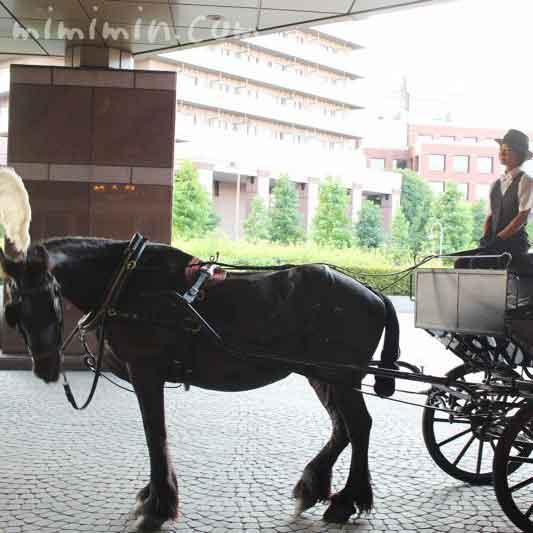 馬車(ウェスティンホテル東京・恵比寿)の写真