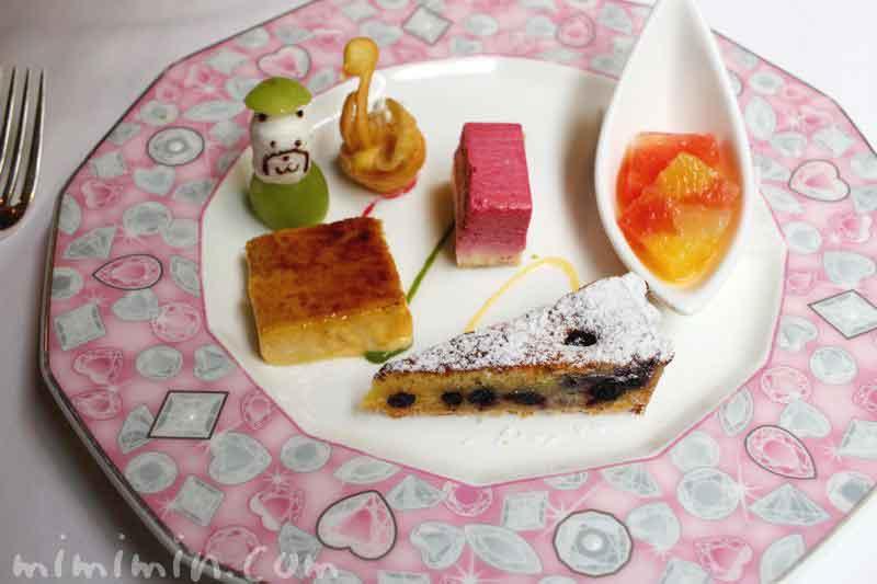 モナリザ恵比寿店のデザートの画像