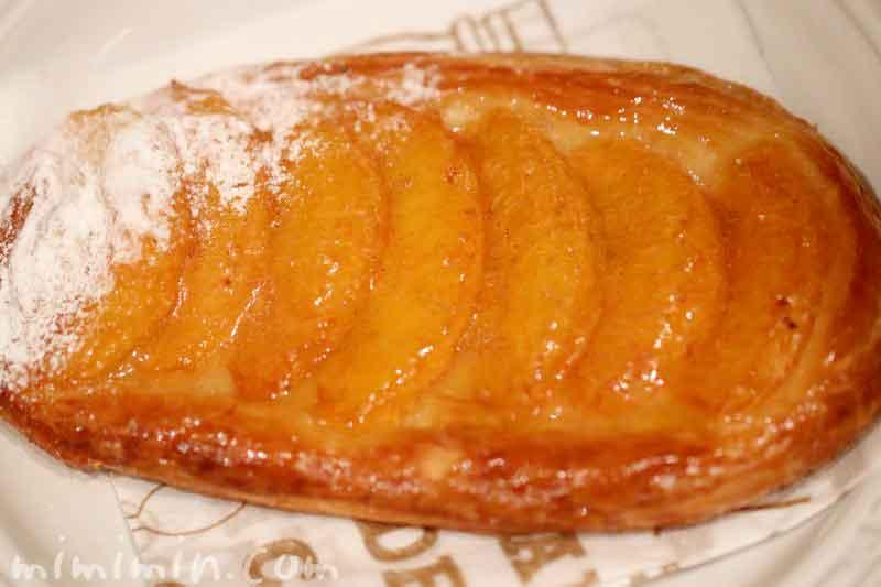 オレンジのデニッシュ