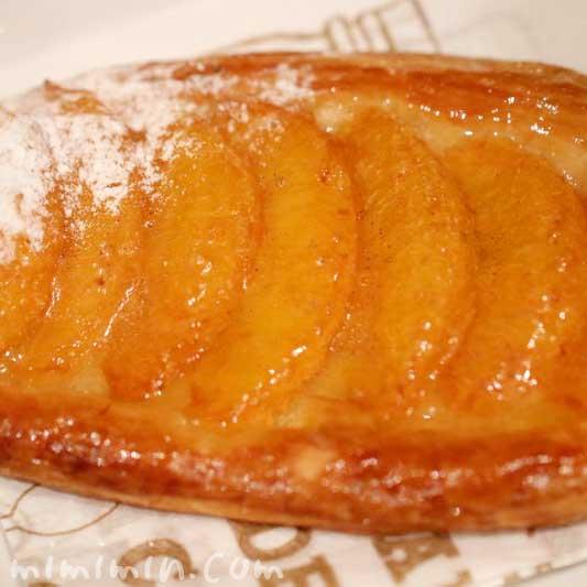 オレンジのデニッシュ・ラ ブティック ドゥ ジョエル・ロブションの写真