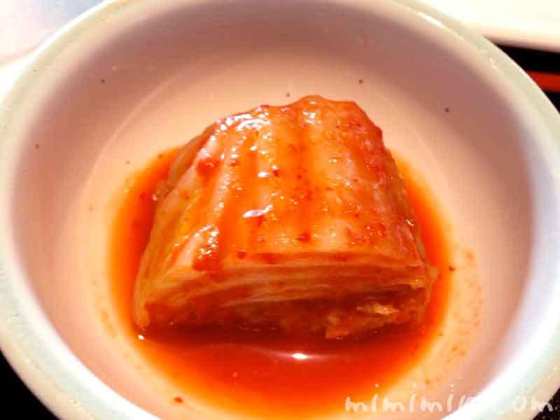 キムチ|叙々苑 焼肉ランチの画像