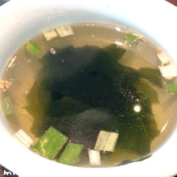 スープ|叙々苑 恵比寿ガーデンプレイス店の画像