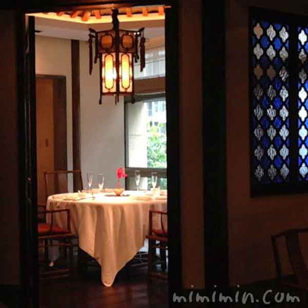 ヘイフンテラスの個室 ザ・ペニンシュラ東京の写真