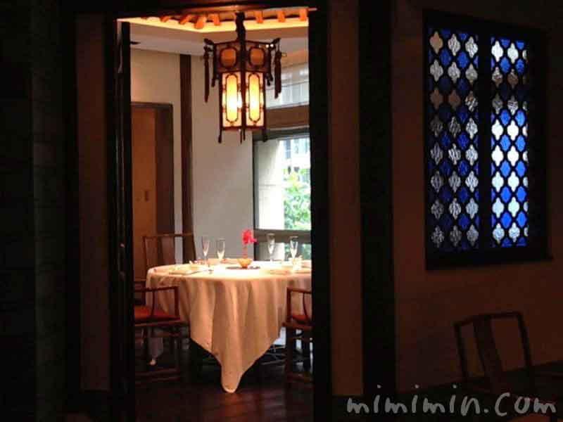 ヘイフンテラスの個室の写真