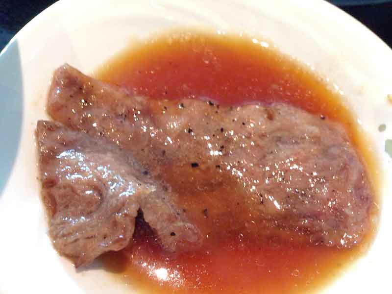 焼肉|叙々苑 焼肉ランチの写真
