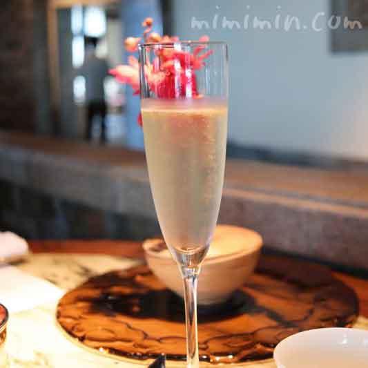 シャンパン|ヘイフンテラス ザ・ペニンシュラ東京の写真