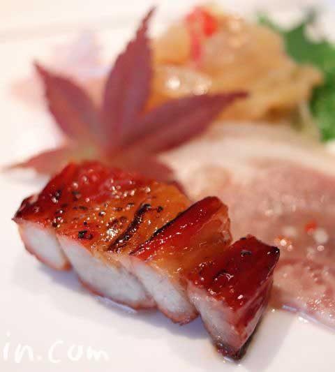 ヘイフンテラスのランチ(ザ・ペニンシュラ東京の中華料理)