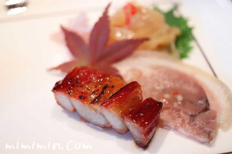 広東式焼き物入り前菜盛り合わせ|ヘイフンテラスのランチの画像