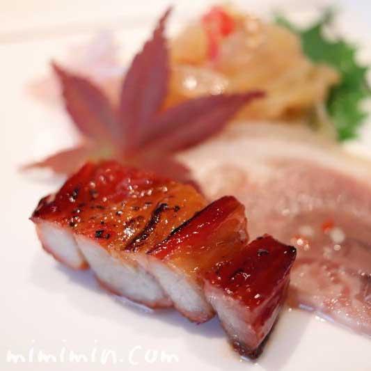 広東式焼き物入り前菜盛り合わせ|ヘイフンテラスのランチ ザ・ペニンシュラ東京の画像